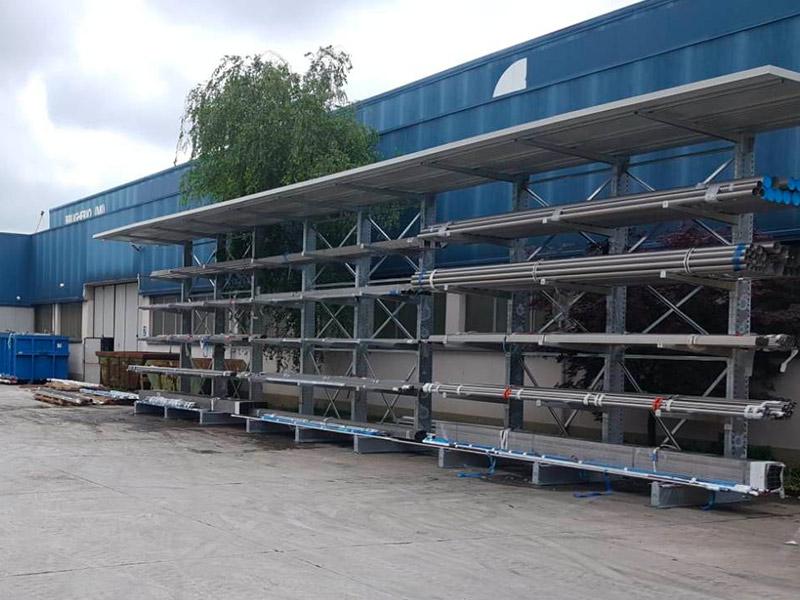 Scaffalature Metalliche Reggio Emilia.Cantilever Parma Reggio Emilia Modena Piacenza Vendita Cantilever
